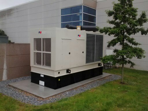 Industrial Natural Gas Generators
